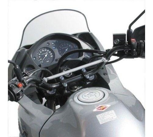 Barra Transversal Reforço Guidão 22mm Prata Sw-motech