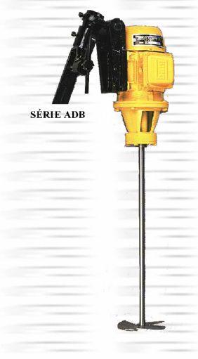 Agitador Portátil Reclinável - Modelo ADB