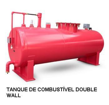 TANQUE DE COMBUSTÍVEL DOUBLE WALL