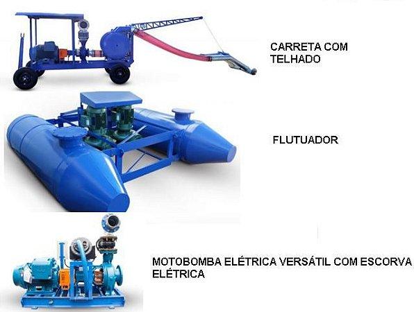 MOTOBOMBAS ELÉTRICAS PARA IRRIGAÇÃO