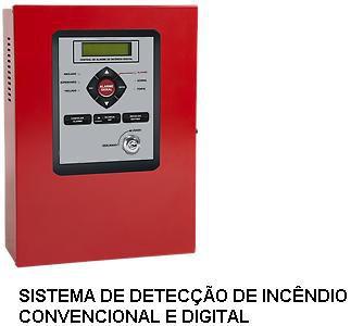 SISTEMA DE DETECÇÃO DE INCÊNDIO CONVENCIONAL E DIGITAL