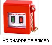 ACIONADOR DE BOMBA