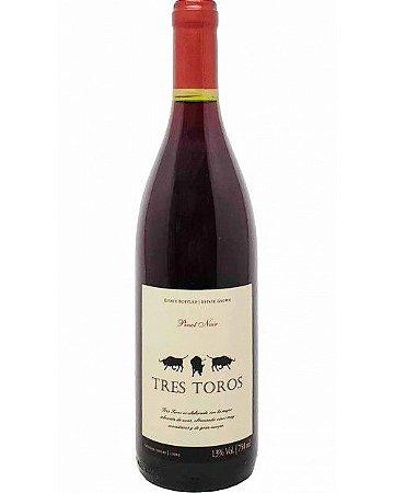 Vinho Três Toros Pinot Noir R$ 29,00 un