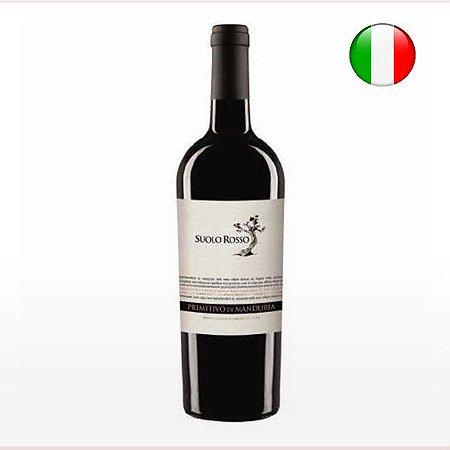 vinho Primitivo de Manduria - tto. DOC 750 ml