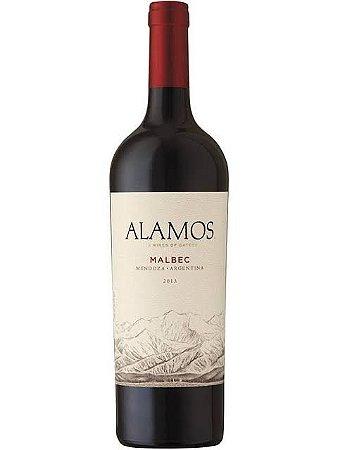 Vinho Alamos malbec 2018 R$ 108,00 unid.