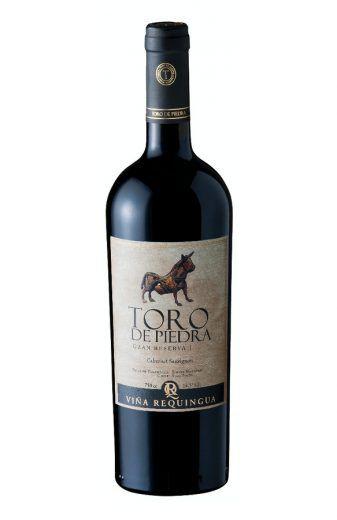 VINHO TORO DE PIEDRA GRAN RESERVA CABERNET SAUVIGNON R$ 89,00