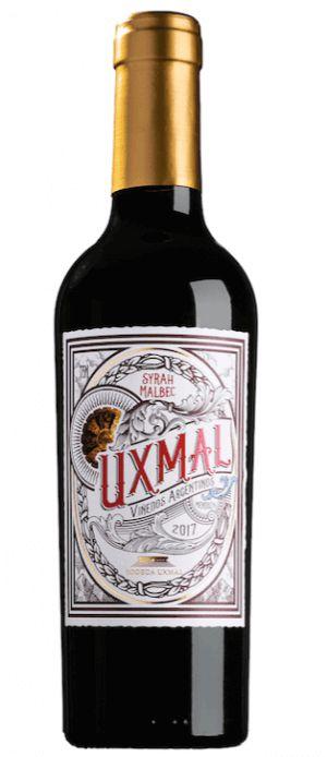 Vinho UXMAL syrah malbec R$ 93,00 reais