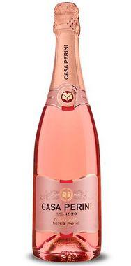 Espumante Casa Perini Brut Rosé R$ 48,00 un.