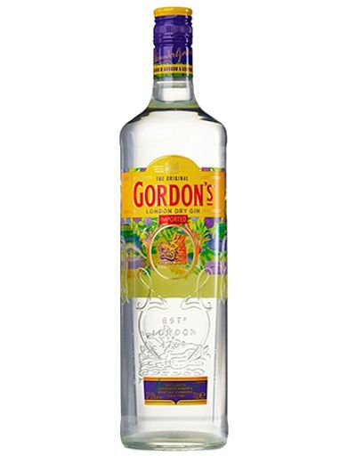 GIN GORDON'S LONDON DRY R$ 69,90 reais