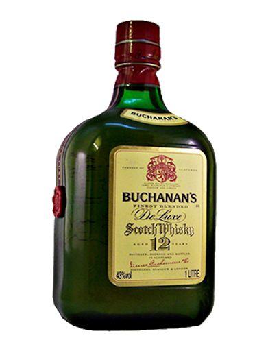 Whisky Buchanan's 1 litro R$ 198,00