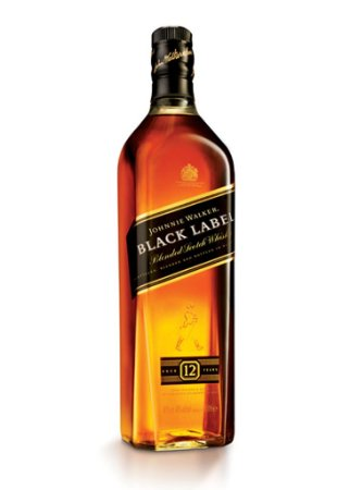 Whisky Black Label 1 litro R$ 159,90