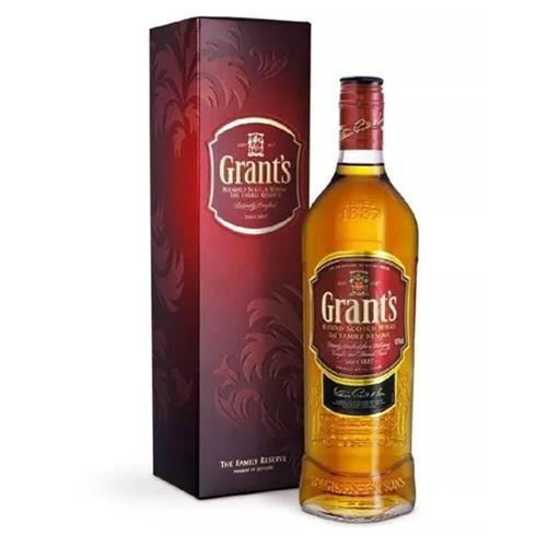 Whisky GRANT'S 1 litro R$ 89,90 reais