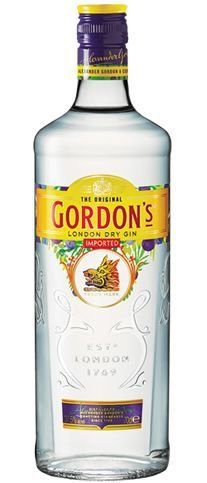 Gordon's London Dry Gin   R$ 84,00 un.