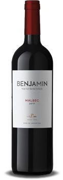 Benjamin Nieto Senetiner Malbec  R$  40,00 un.