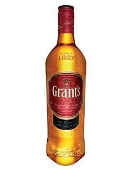 Whisk'y Grant's  1 lt. 8 anos R$ 89,00 un.