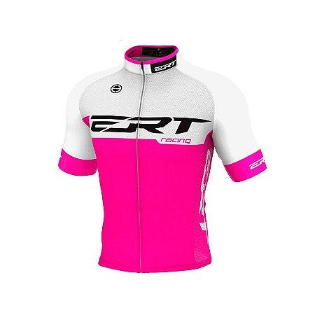 c9713ccebb Camisa Ert Elite Racing Pink - Energy Bike