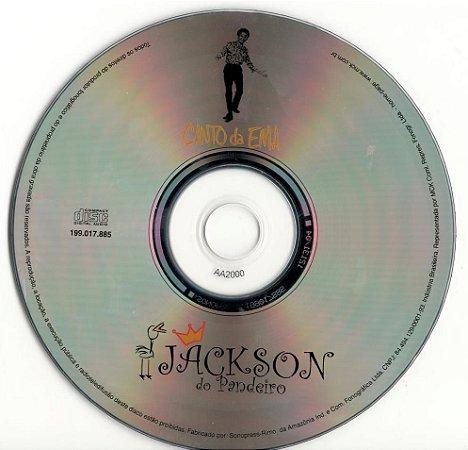 Homenagem à Jackson do Pandeiro - Canto da Ema