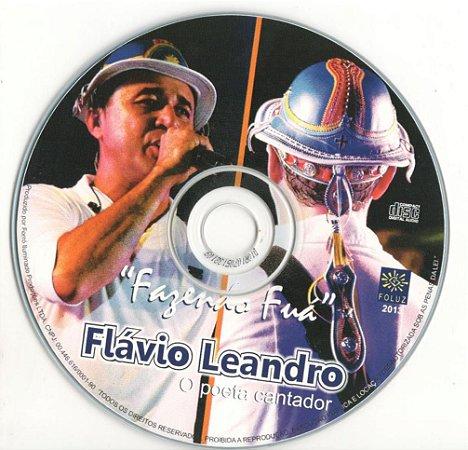 Flávio Leandro - Fazendo Fuá - Bolacha