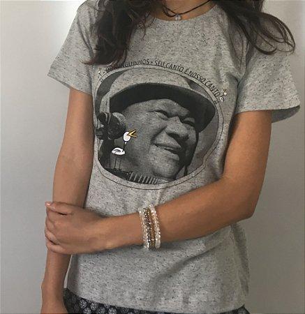 Camiseta em homenagem - Dominguinhos