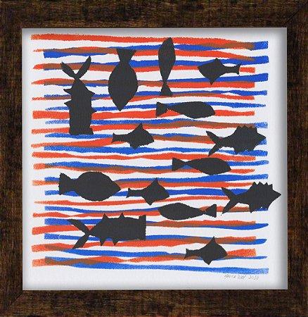 Gravura | Peixes