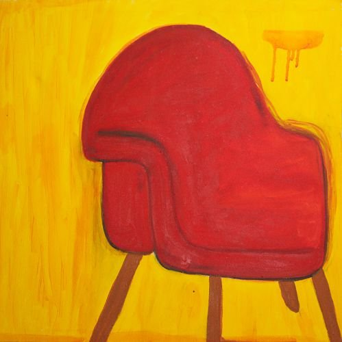 Quadro | Cadeira Vermelha