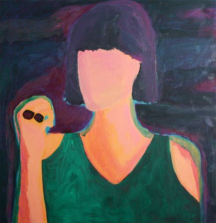 Quadro | Mulher com anel