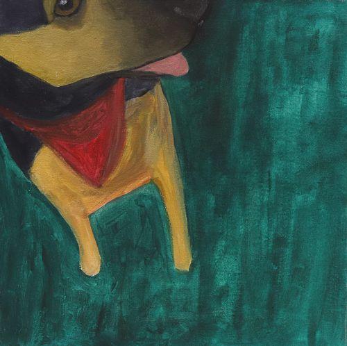 Quadro | Série Pagu | Cachorro 02