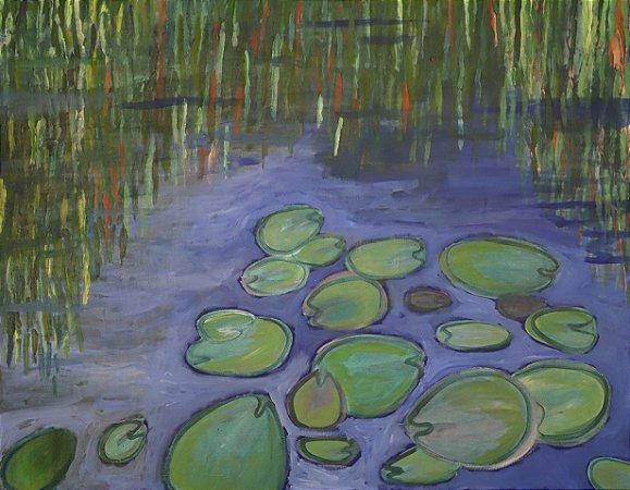 Quadro | Série Jardins de Monet 03