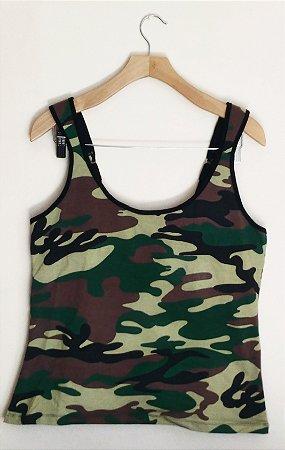 Camisete militar verde