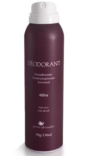 Desodorante Aerossol Antitranspirante 150 ml