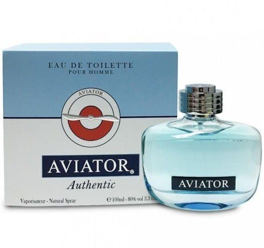 Aviator Authentic Masculino Eau Toile 100 ml