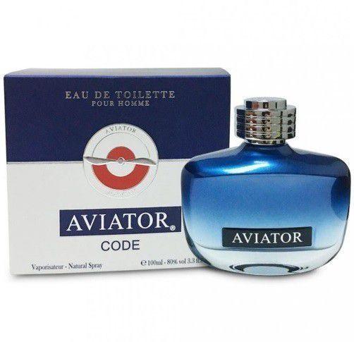 Aviator Code Masculino Eau Toilette 100 ml