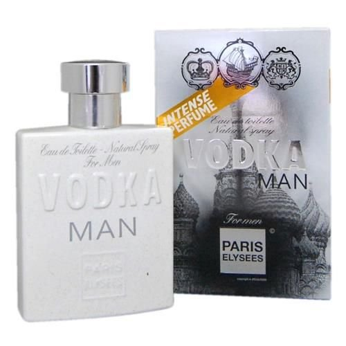 Vodka Man Masculino Eau Toilette 100 ml