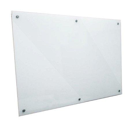 Lousa de Vidro Branca 160x100cm