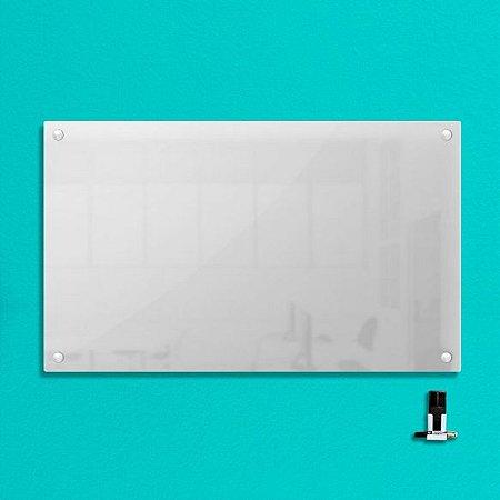 Lousa de Vidro Branca