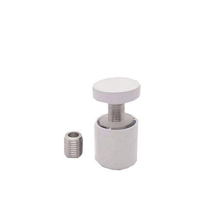 Prolongador / Fixador branco para Lousa de Vidro