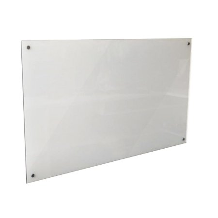 Lousa de Vidro Branca 100x60