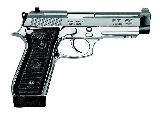 Pistola Taurus PT 59 S - Cal. 380 Auto