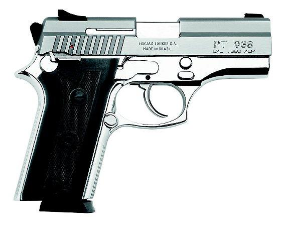 Pistola Taurus PT 938 - Cal. 380 Auto