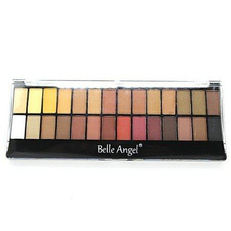 Paleta Matte 28 cores - Belle Angel