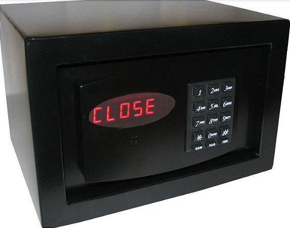 Cofre Eletrônico Personal Black