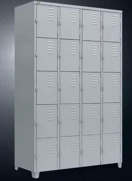 Roupeiro 20 portas pequenas