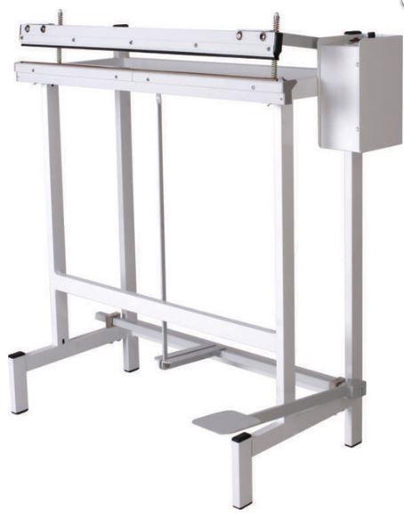 Seladora Industrial Pedal Barbi TI-800