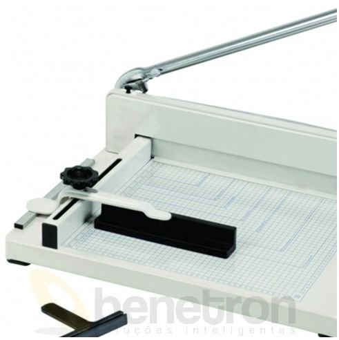 Guilhotina 858 - 400 folhas por vez - Modelo Manual