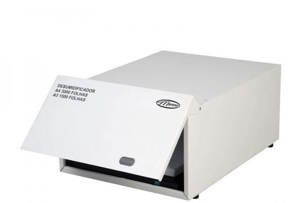 Desumidificador de Papel 1500 folhas A3 ou 3000 folhas A4