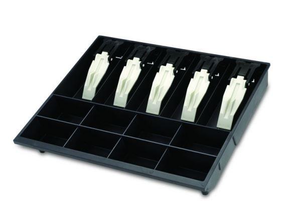 Porta Cédulas e Moedas MG 40  Prendedor Plástico