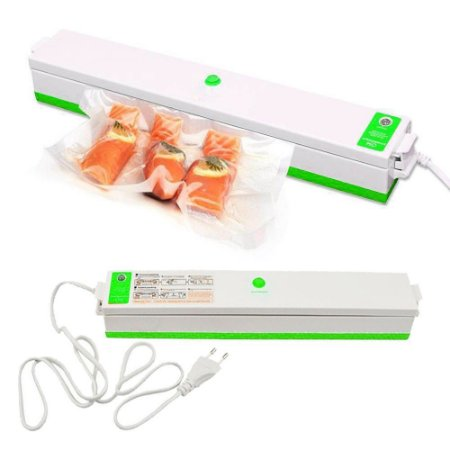 Seladora Vacuo 110v 220v Termica Eletrica Embalador Alimento
