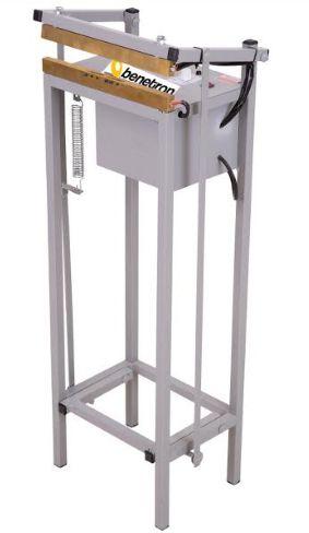 Seladora  Pedal Serrilhada com Datador MBSD500