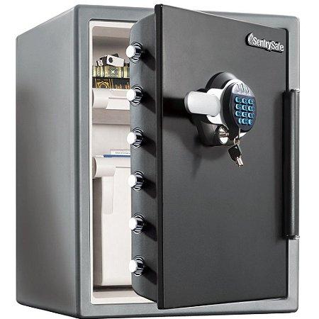 Cofre Anti Chamas Eletrônico SFW205GPC Proteção contra Fogo e Água