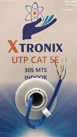 CABO UTP 8 VIAS 5E 305M BR - XTRONIX